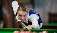 Елена Курбакова стала чемпионкой Израиля по снукеру