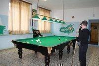 Мастер-классы по бильярду в ульяновской колонии становятся доброй традицией